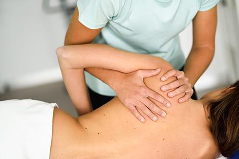 Manuelle Therapie bei Iller Physio in Senden