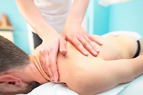 Massage bei Iller Physio in Senden